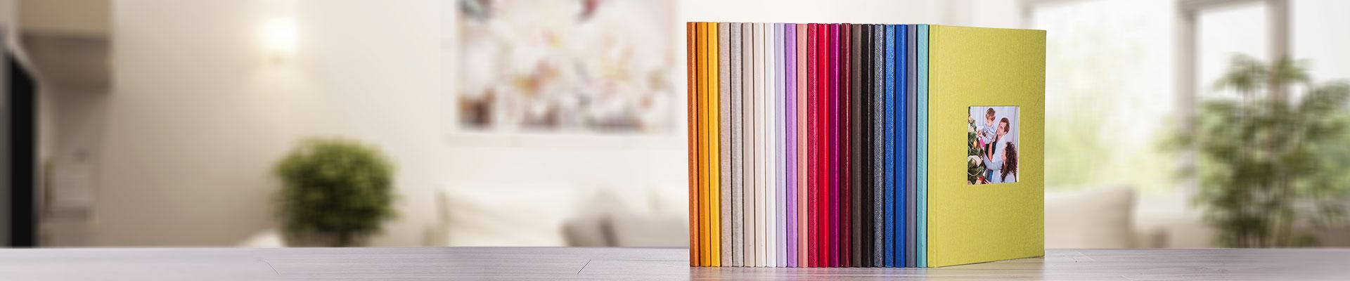 Fotoksiążka na kolorowo