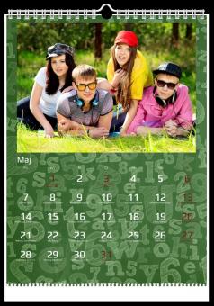 ABC zdjęcia kalendarze