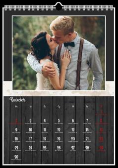 Classic Love story fotokalendarz