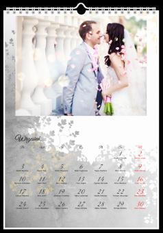 Fotokalendarz dekoracyjny