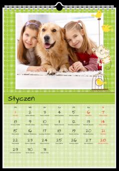 foto kalendarz fotografie