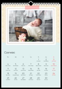 Fotokalendarz Miętowy