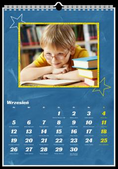 kalendarz Nasza klasa