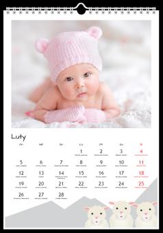 fotografia kalendarz