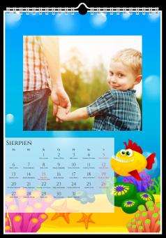 kalendarze zdjęcia potworki