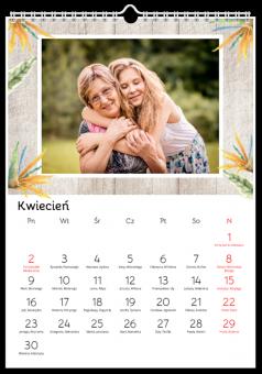 Prezent dla Babci Fotokalendarz