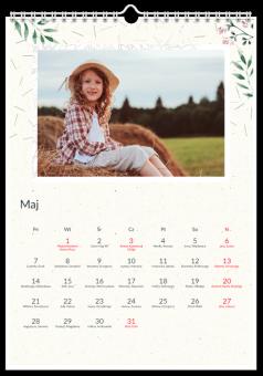 Kalendarz Prezent dla dziadków