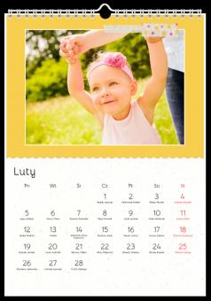 Kalendarz Sama słodycz