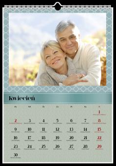 Uniwersalny fotokalendarz