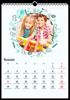 Fotokalendarz Zeszyt