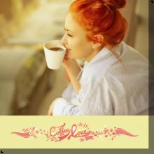 zdjęcia na płótnie Coffee Love