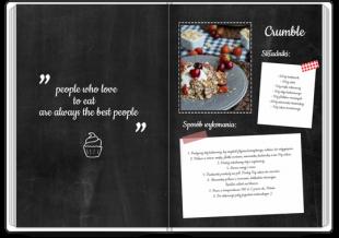 Cook Book Książka kucharska