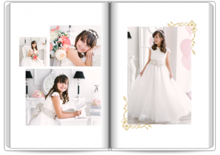 Zdjęcia Książka W bieli